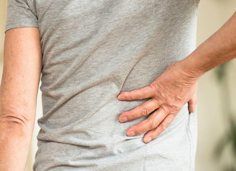 La tua schiena fa male a causa della lombalgia?